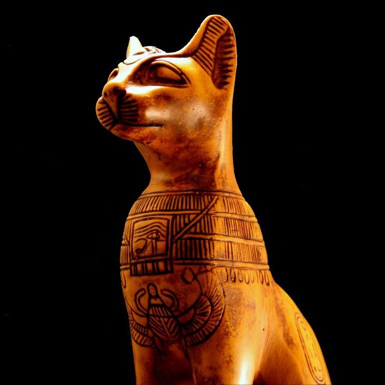 Los gatos en el Antiguo Egipto. MundoGatos.com