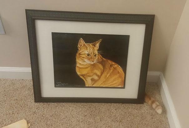 Gatos camuflados de una forma perfecta (21)